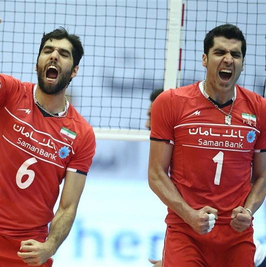 محمودی و موسوی در جمع بهترینهای لیگ جهانی والیبال