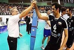 رویاروی والیبال ایران با ولاسکو در جام جهانی