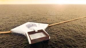 نخستین سامانه پاکسازی اقیانوس