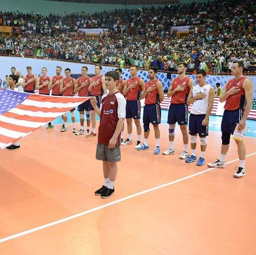 تشکر ویژه آمریکاییها از ایران
