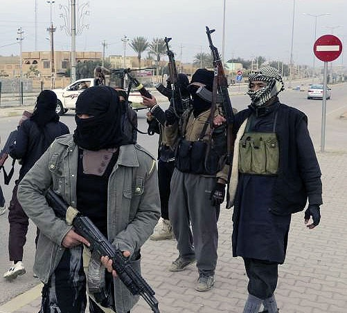 جولان تروریست های داعش در خیابان های پایتخت اردن