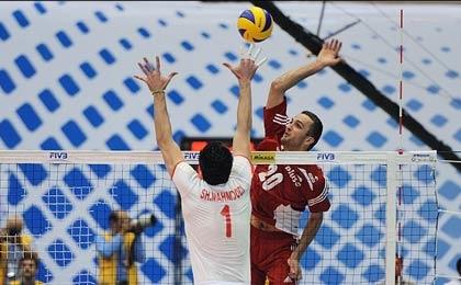 لیگ جهانی والیبال؛ شکست لهستان، کلید صعود ایران