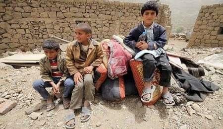 یونیسف: مرگ، میلیون ها کودک یمنی را تهدید می کند