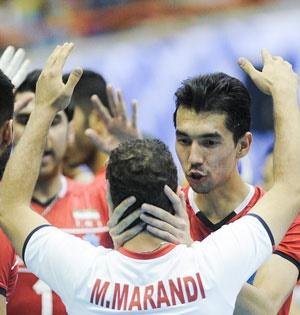 لیگ جهانی والیبال؛ ایران جدال فشرده علیه قهرمان جهان را برد