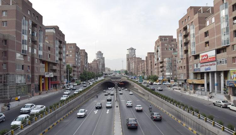 آشنایی با تونل توحید - تهران