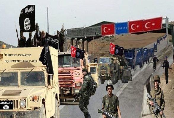 روشها و جزئیات فروش نفت داعش توسط شرکتهای ترکیهای