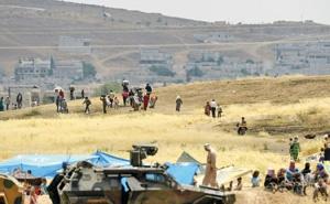 پیشروی کردها در سوریه