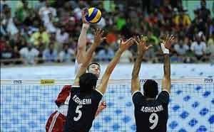 برنامه رقابتهای لیگ جهانی والیبال،  مصافهای دشوار ایران با لهستان