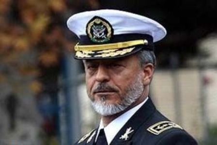 فرمانده نیروی دریایی ارتش به روسیه رفت