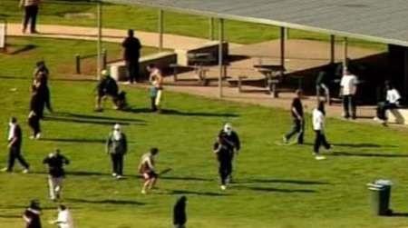 شورش در زندان استرالیا