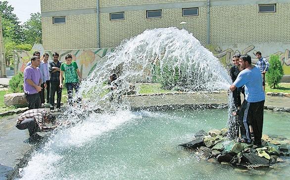ایران یک تا ۳درجه گرمتر شده است