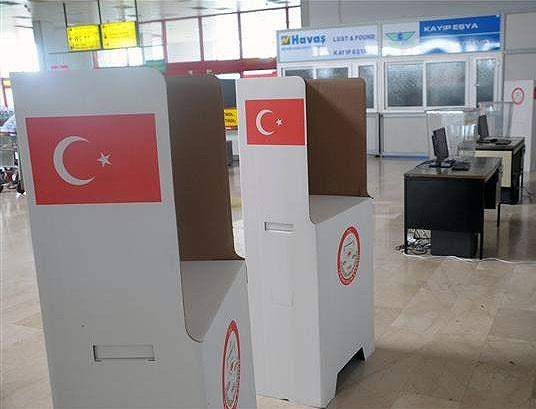 شمارش معکوس آغاز انتخابات پارلمانی ترکیه