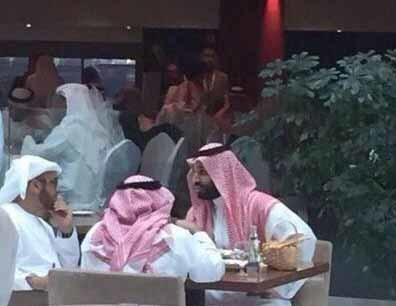 وزیر دفاع سعودی با ولیعهد ابوظبی علیه ولیعهد عربستان همپیمان شد