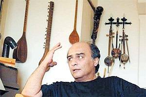 درویشی: مسئولان قید موسیقی نواحی را زدهاند