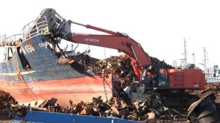 سازمان محیط زیست مخالف ایجاد صنعت اوراقسازی کشتی است