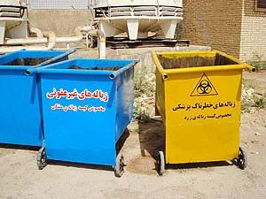 ۶۳۰۰ واحد درمانی تهران برنامهای برای امحا زبالههایشان ندارند