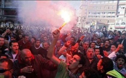 حکم اعدام برای ۱۱ متهم پورت سعید مصر