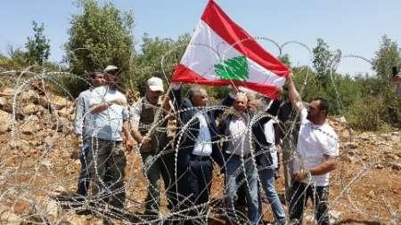 پاسخ شجاعانه مردم جنوب لبنان به تجاوز صهیونیست ها