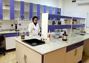 آزمایشگاه شیمی تر پژوهشگاه میراث فرهنگی و گردشگری دوباره راهاندازی شد
