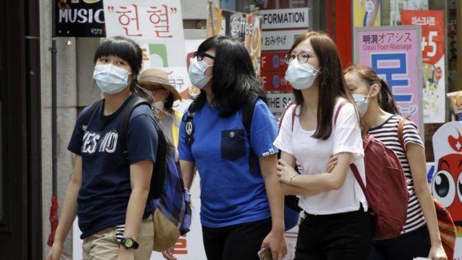کره جنوبی هفتمین مرگ ناشی از مرس را گزارش میدهد