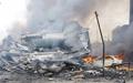 سقوط هواپیمای نظامی در اندونزی ۳۷ کشته بر جای گذاشت