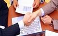 مذاکرهی فروش با مدیران ارشد شرکتهای بزرگ