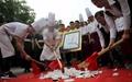 چین کارزاری برای مقابله با سیگار کشیدن را در پکن آغاز میکند
