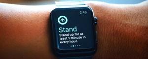رابطه ساعت مچی اپل و سلامتی
