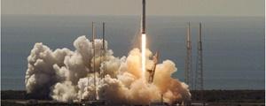 انفجار محموله باری دیگر ناسا در حین پرتاب