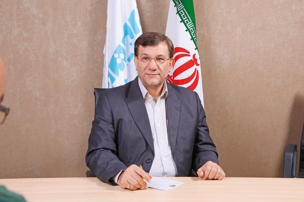 علی مرادی-رئیس فدراسیون وزنه برداری