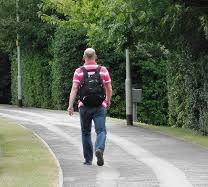 پیادهروی در فضای سبز افکار منفی را دور میکند