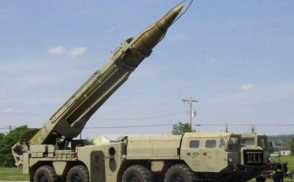 شلیک موشک اسکاد ارتش یمن به پایگاه موشکی سعودی