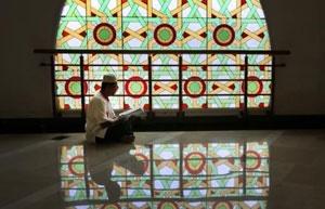 عکس روز: مسلمان اندونزیایی