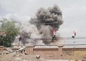 بمباران یمن توسط عربستان