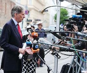 نظر وزیر خارجه انگلیس درباره مذاکرات وین