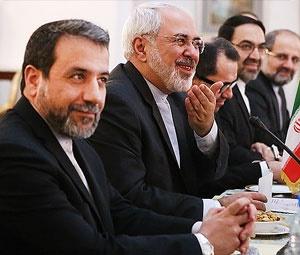 هیات مذاکره ایران