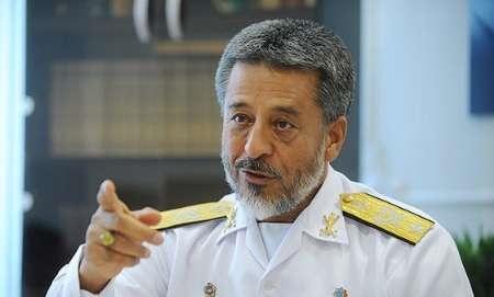 فرمانده نیروی دریایی ارتش: کسی جرات تهدید ایران را ندارد