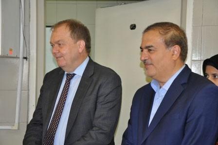 توسعه همکاری ایران و دانمارک در زمینه علوم دریایی و اقیانوسی