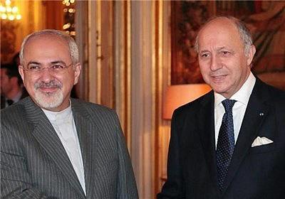 احتمال سفر وزیر خارجه فرانسه به تهران