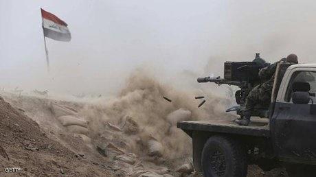 پیشروی گسترده نیروهای عراقی در الانبار؛ العبادی: آزادی نزدیک است