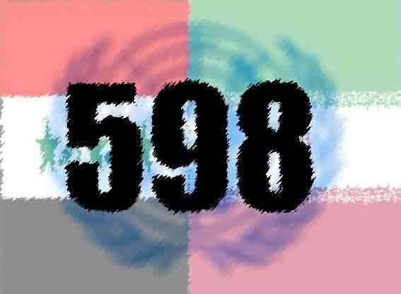 قطعنامه ۵۹۸