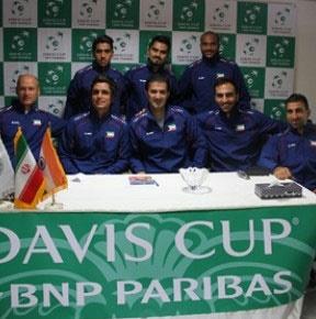 پایان مسابقات تنیس دیویس کاپ با برتری کویتیها