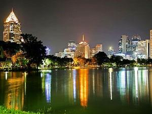 پایتخت تایلند تا ۲۰ سال دیگر زیر آب میرود
