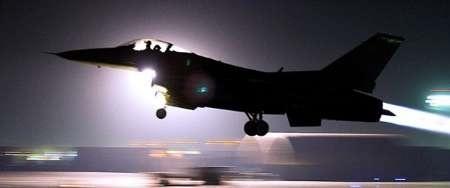 حمله هواپیماهای نظامی ترکیه به اهدافی در خاک سوریه