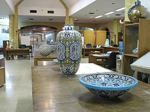 بازدید از پژوهشکده هنرهای سنتی آسان میشود
