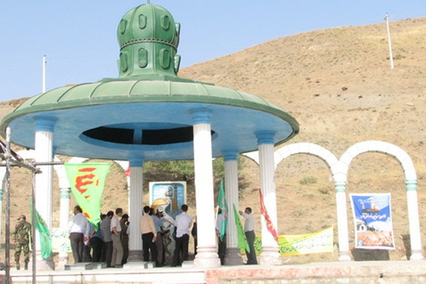 بازدید ۱۰۰ هزار زائر راهیان نور از یادمانهای پیرانشهر