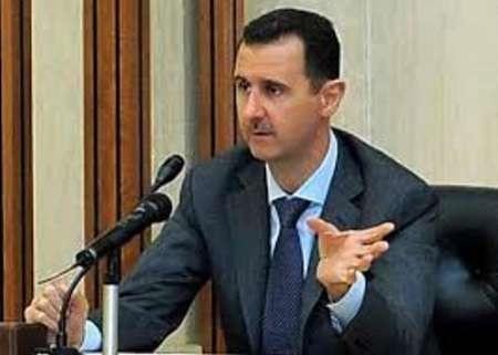 بشار اسد عفو عمومی نظامی در سوریه صادر کرد