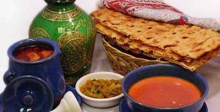 آشنایی با روش تهیه آبگوشت زیره - غذای محلی کرمانیها