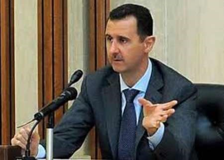 اسد: خواهان مذاکرات سوری-سوری هستیم