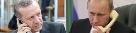 گفت و گوی پوتین و اردوغان درباره مبارزه با داعش